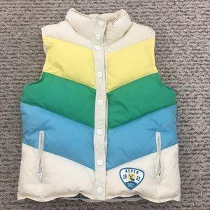 Old Nady kids youth Boys vest size M
